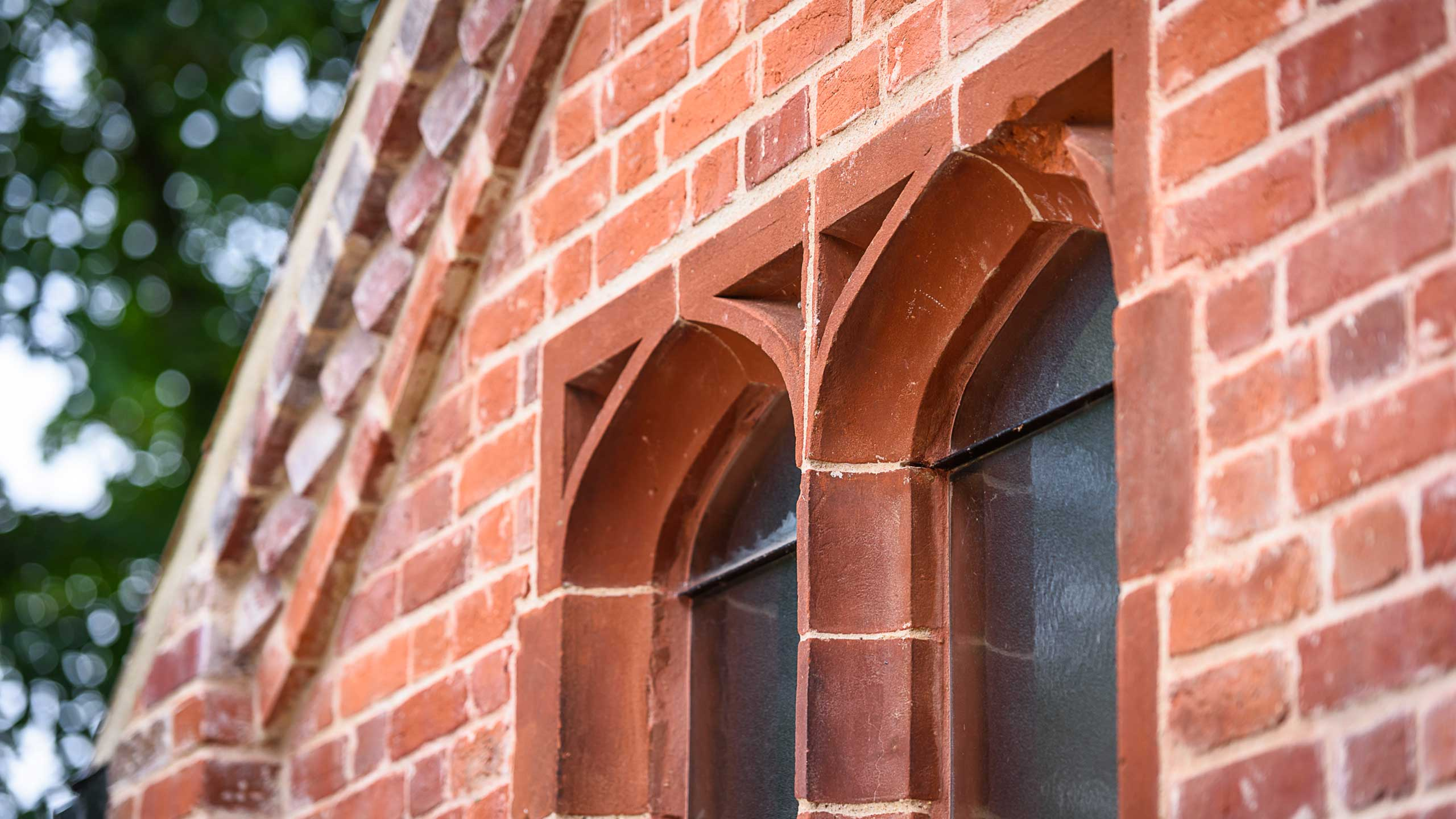 Repairs to St Margaret's Church in Hopton